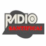 Logo da emissora Rádio Santificai