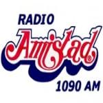 Logo da emissora Radio Amistad 1090 AM