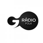 Logo da emissora Geração Folk