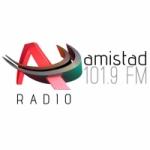 Logo da emissora Radio Amistad 101.9 FM