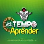 Logo da emissora Web Rádio Tempo de Aprender