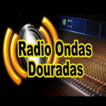 Logo da emissora Rádio Ondas Douradas