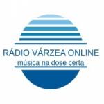 Logo da emissora Rádio Várzea Online