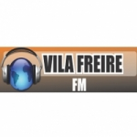 Logo da emissora Web Radio Vila Freire FM