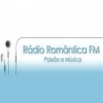 Logo da emissora Rádio Romântica FM