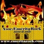 Logo da emissora Emerita Rock