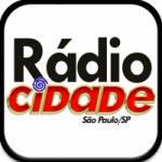 Logo da emissora Rádio Cidade São Paulo