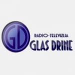 Logo da emissora Radio Glas Drine 88.8 FM