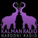Logo da emissora Radio Kalman 91.5 FM