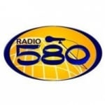 Logo da emissora Radio 580 AM