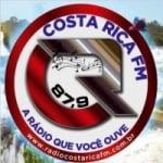 Logo da emissora Rádio Costa Rica 87.9 FM