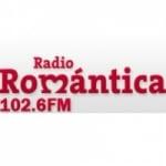 Logo da emissora Radio Romantica 102.6 FM