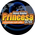 Logo da emissora Nova Rádio Princesa