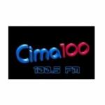 Logo da emissora Radio Cima 100.5 FM
