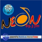 Logo da emissora Radio Neon 89.3 FM