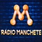 Logo da emissora Rádio Manchete