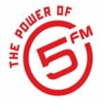 Logo da emissora Radio 5FM