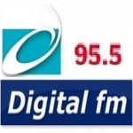 Logo da emissora Radio Digital 95.5 FM