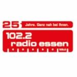 Logo da emissora Essen 102.2 FM