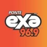 Logo da emissora Radio Exa 96.9 FM