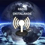Logo da emissora Rádio Okitalande