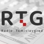 Logo da emissora Radio Tomislavgrad 103.3 FM