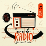 Logo da emissora Web Rádio Nacional Mix