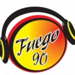 Logo da emissora Radio Fuego 90 90.5 FM
