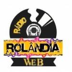 Logo da emissora Rádio Rolândia Web