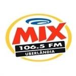 Logo da emissora Rádio Mix 106.5 FM