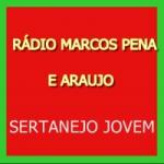 Logo da emissora Web Rádio Macos Pena e Araujo