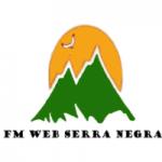 Logo da emissora Web Rádio Serra negra