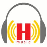 Logo da emissora Rádio HMusic