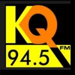Logo da emissora Radio KQ 94.5 FM