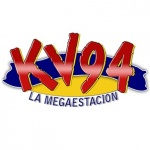 Logo da emissora Radio KV 94 94.7 FM