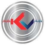 Logo da emissora Radio KV 94.7 FM