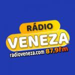Logo da emissora Rádio Veneza FM