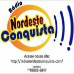 Logo da emissora Rádio Nordeste Conquista