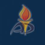Logo da emissora Rádio Novas de Paz