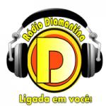 Logo da emissora Rádio Diamantina Web