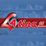 Logo da emissora Radio Latina 88.7 FM
