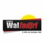 Logo da emissora Radio Walf 99.0 FM