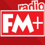 Logo da emissora Radio FM Plus 94.9