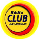 Logo da emissora Rádio Clube das Antigas
