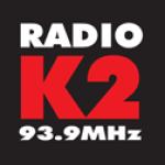 Logo da emissora Radio K 2 93.9 FM