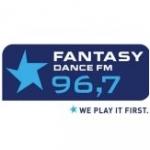 Logo da emissora Fantasy 96.7 FM