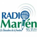 Logo da emissora Radio Marién 93.3 FM