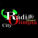 Logo da emissora Rádio Gospel Olímpia City