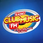 Logo da emissora Rádio Club Music FM