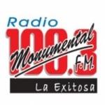 Logo da emissora Radio Monumental 100.3 FM